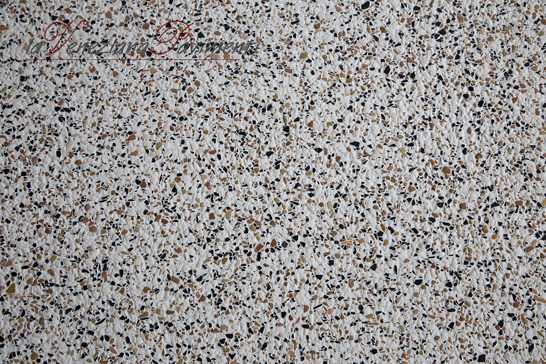 Pavimento In Terrazzo Alla Veneziana pavimenti esterni, ghiaino, spazzolato - la veneziana pavimenti